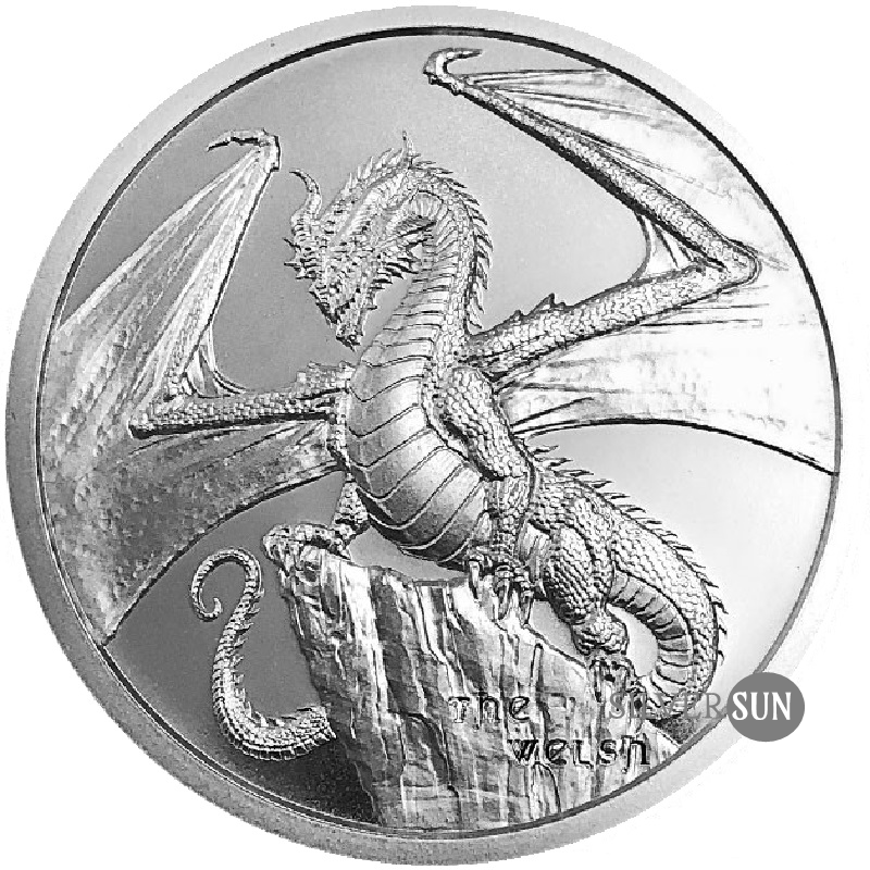 World of Dragons - The Welsh 1oz