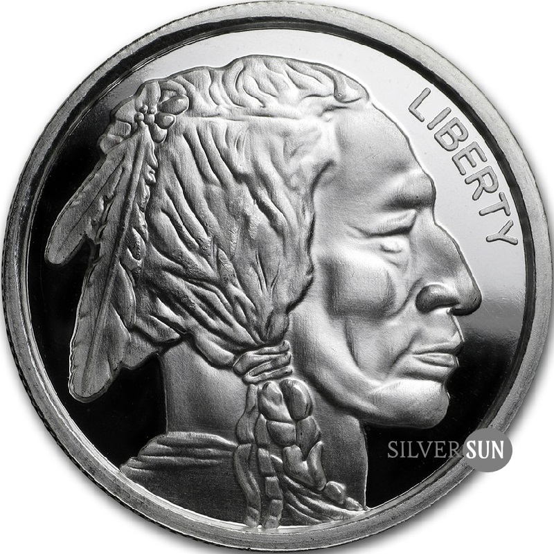 American Buffalo - High Relief 1oz