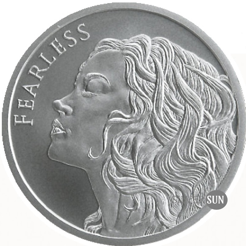 Fearless 2019 1oz