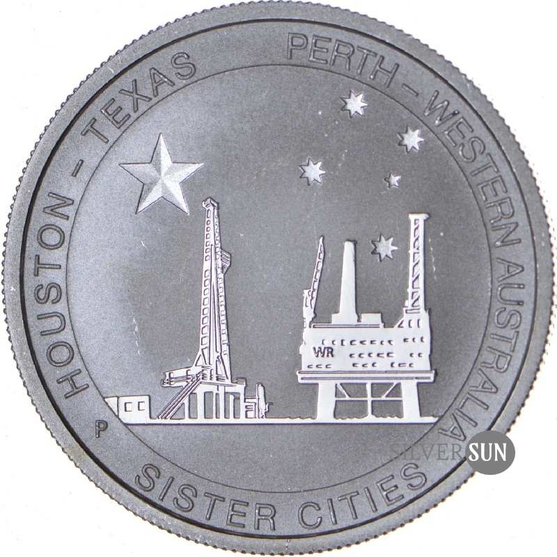 Sister Cities 2014 1/2oz