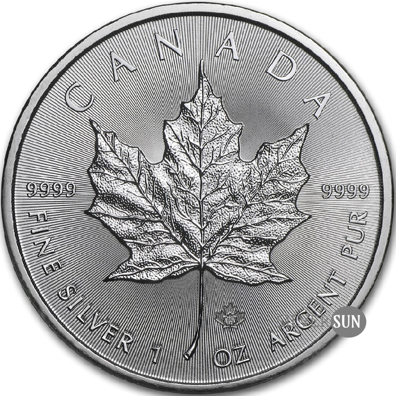 Maple Leaf 2019 1oz