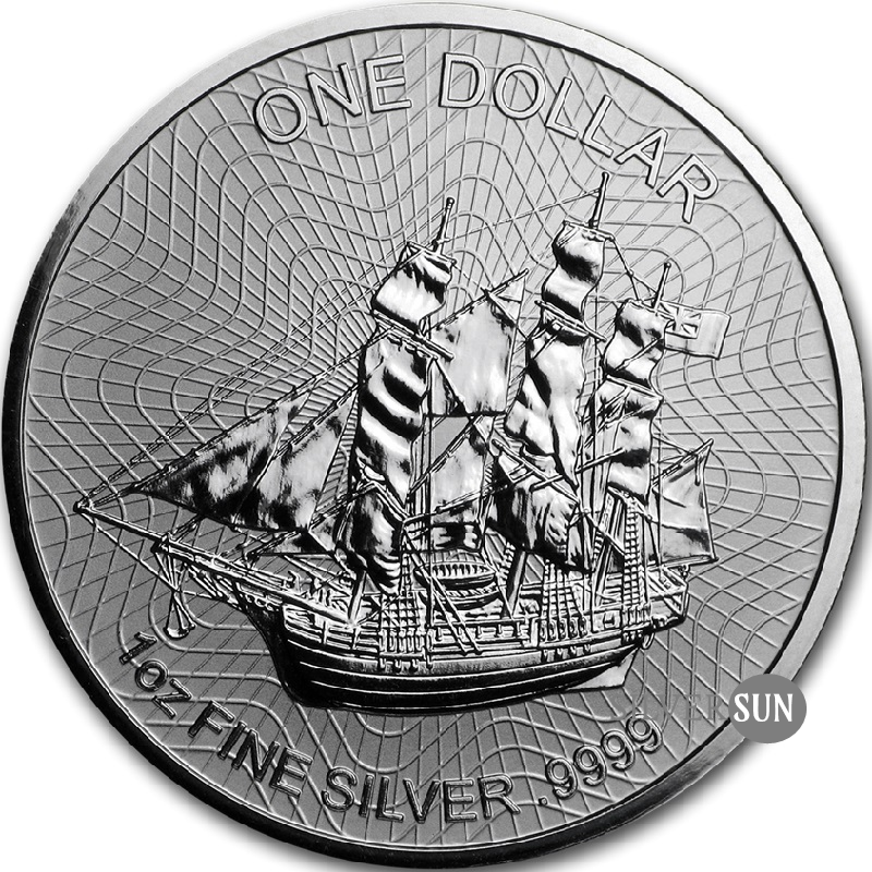 Cook Islands - Bounty 2019 1oz