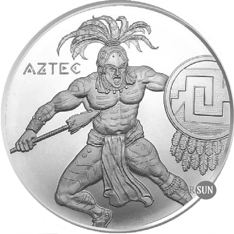 Warriors - Aztec 1oz