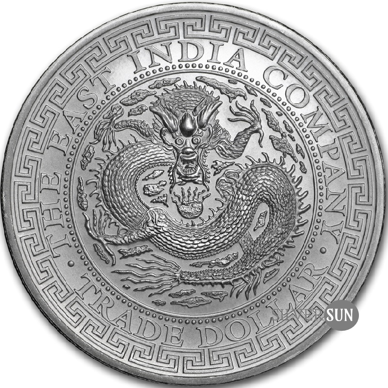 St. Helena - Chinese Trade Dollar 2019 1oz