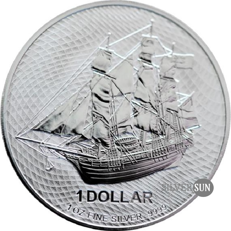 Cook Islands - Bounty 2020 1oz