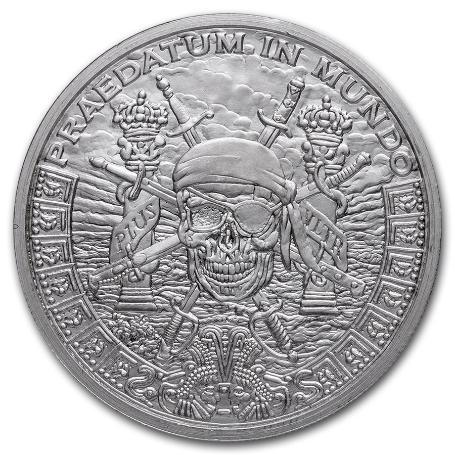 Pieces of Eight 1oz