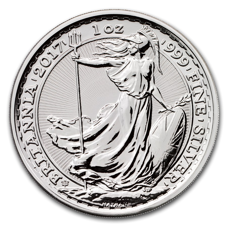 Britannia 2017 (20th Anniversary) 1oz