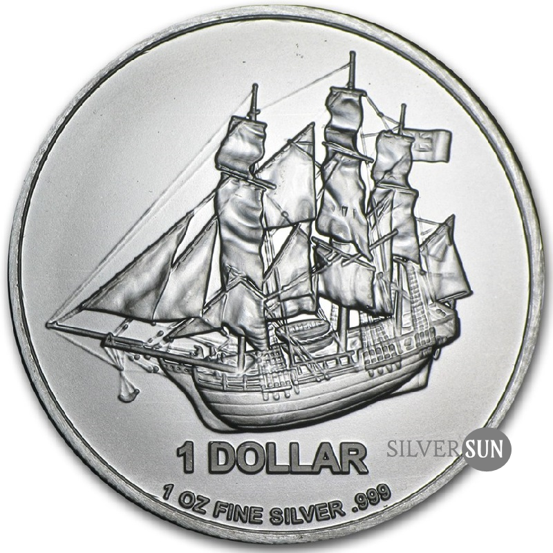 Cook Islands - Bounty 2014 1oz