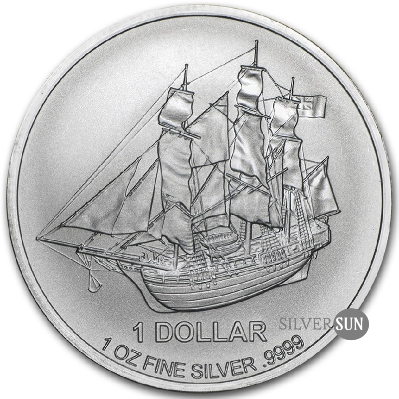 Cook Islands - Bounty 2015 1oz
