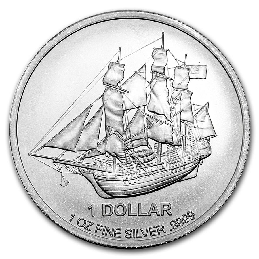 Cook Islands 2016 1oz
