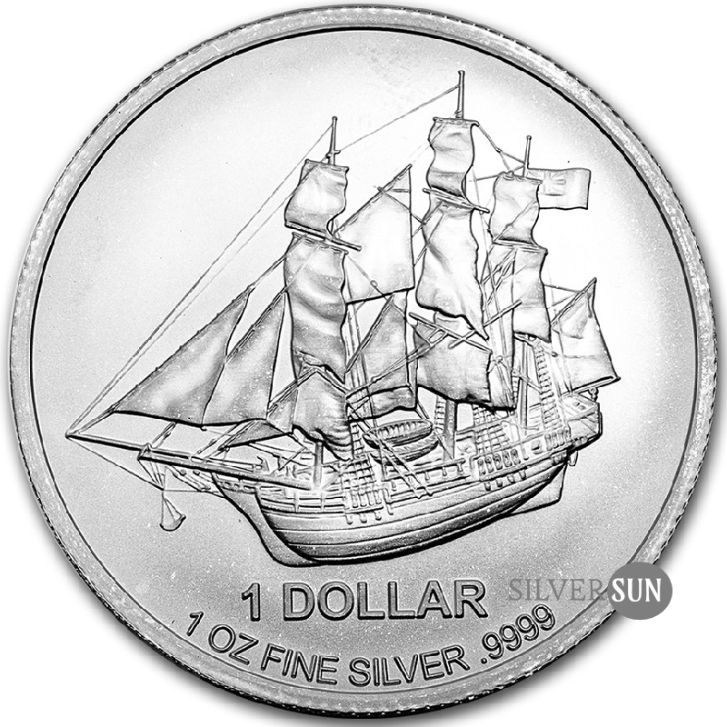 Cook Islands - Bounty 2016 1oz