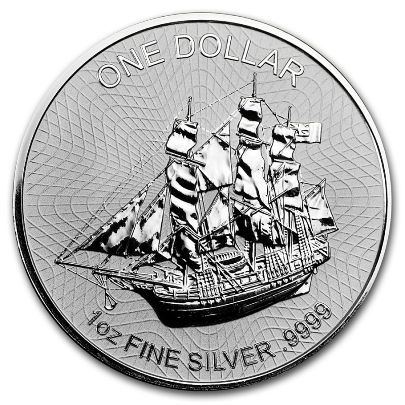 Cook Islands 2016 (Nový dizajn) 1oz