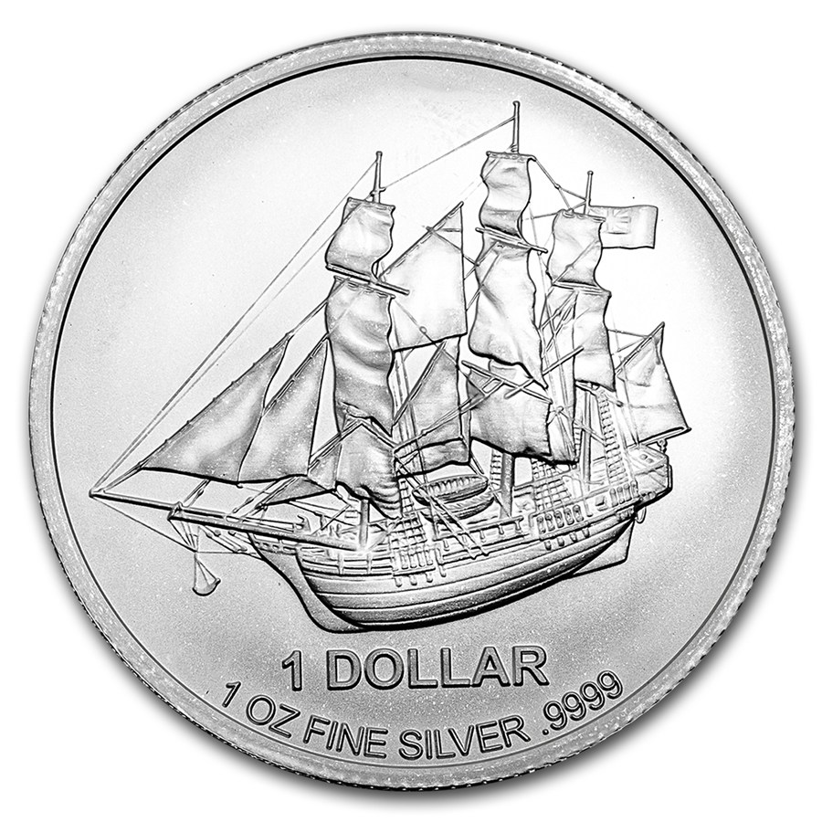 Cook Islands 2017 1oz