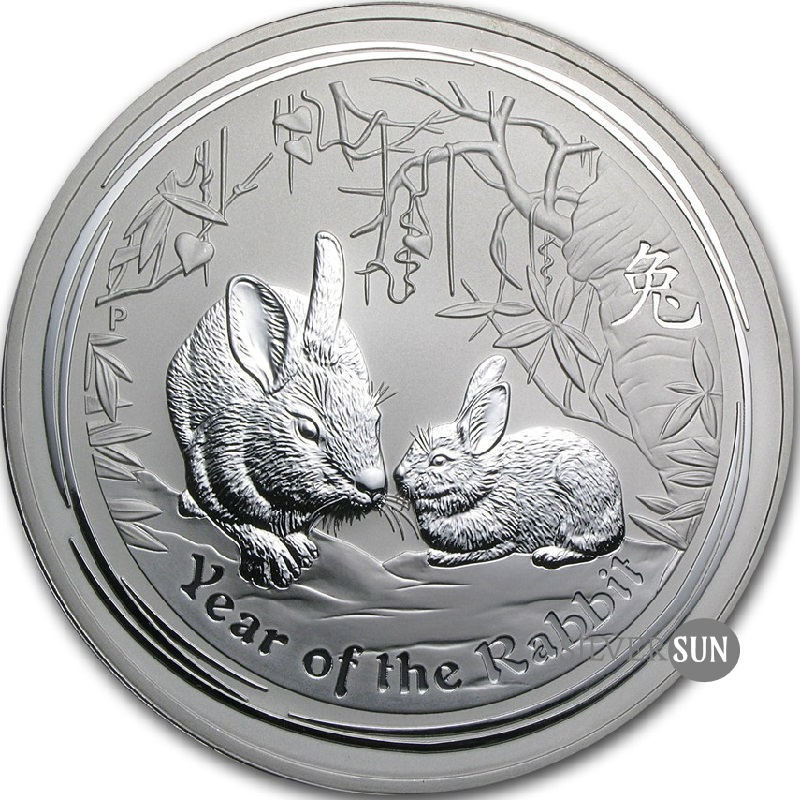 Year of the Rabbit 2011 (Lunar II - Rok zajaca) 1kg