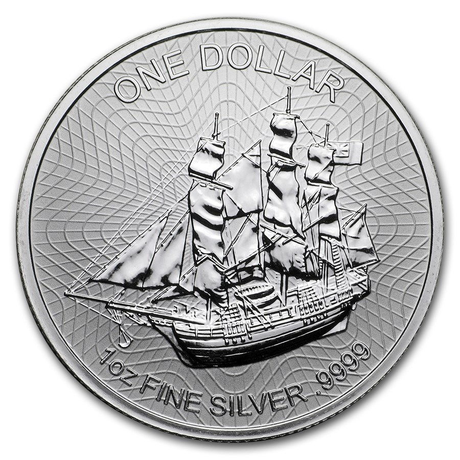 Cook Islands 2018 (Nový dizajn) 1oz
