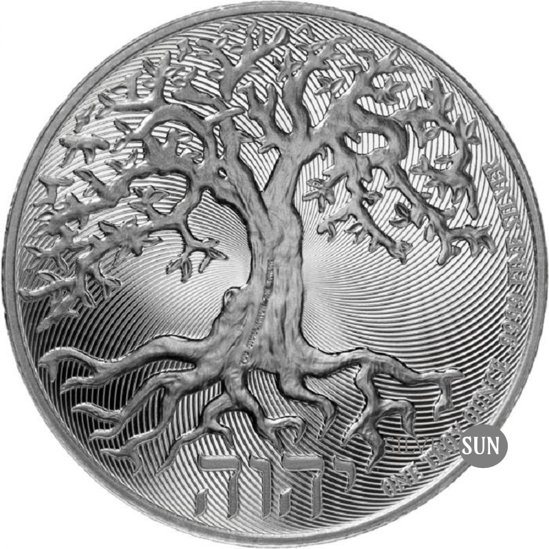 Niue - Tree of Life 2018 (Strom života) 1oz