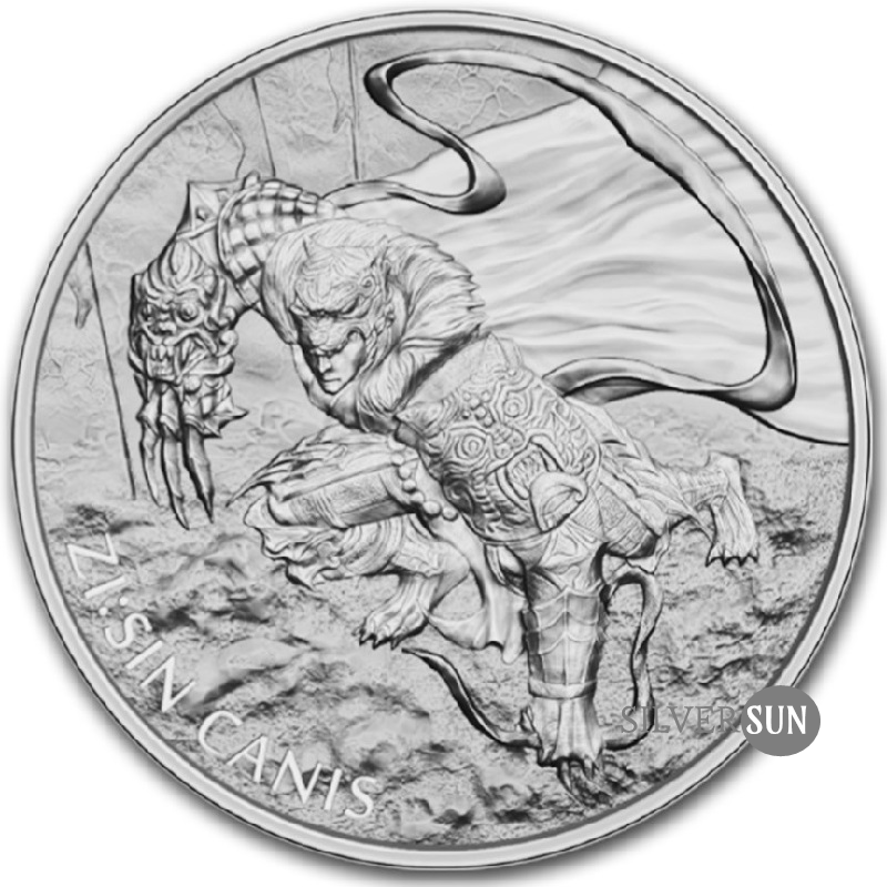 Zi:Sin - Canis 2018 1oz