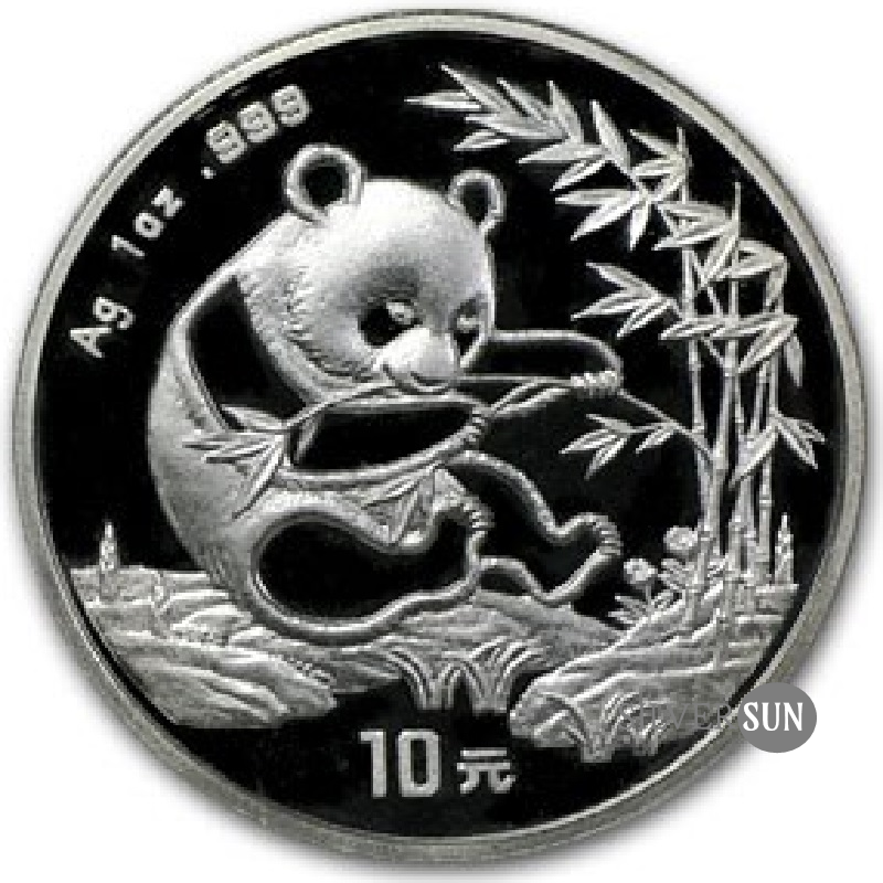 China - Panda 1994 (Small Date) 1oz