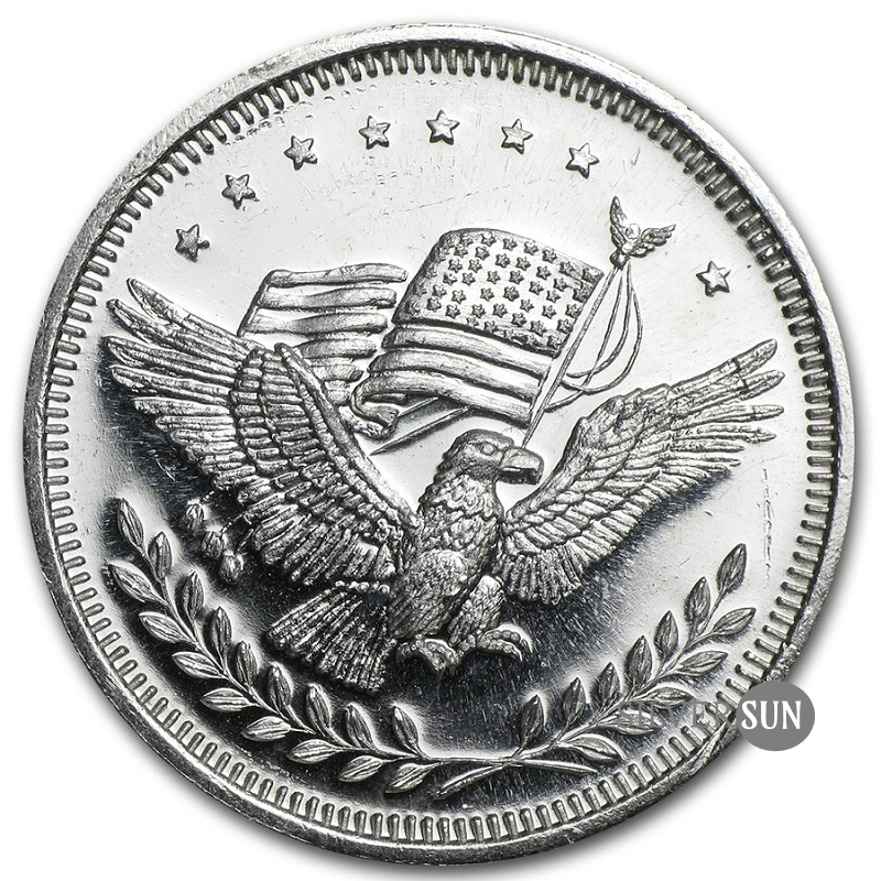 Silver Trade Unit - Eagle 1oz