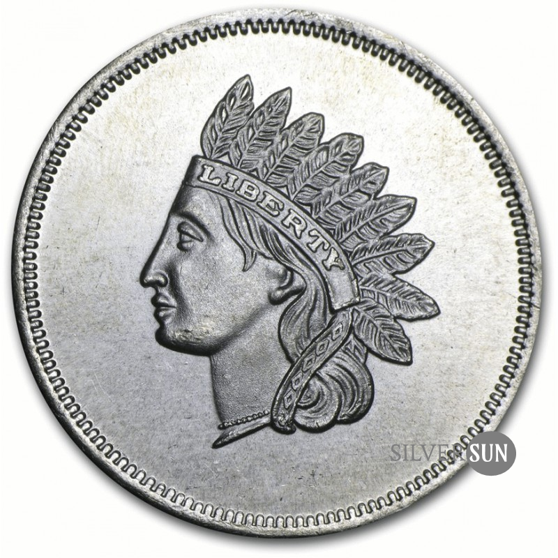 Liberty Indian Head 1oz