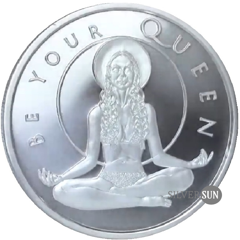 Be Your Queen 2018 1oz