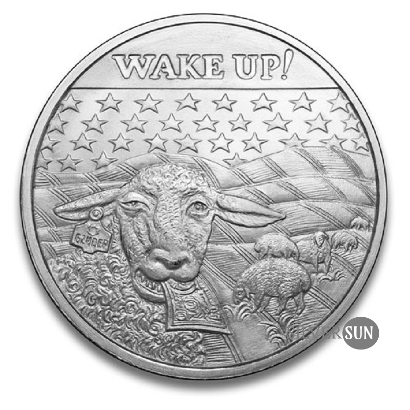 Wake Up 2016 1oz
